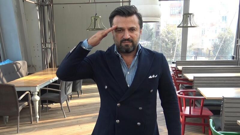 Bülent Uygun'dan 'Asker selamı' açıklaması
