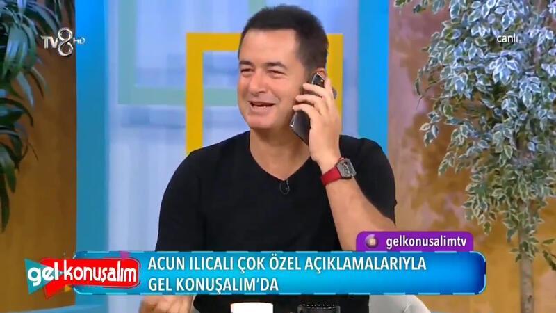 Emre Belözoğlu, canlı yayın esnasında Acun Ilıcalı'yı ararsa...