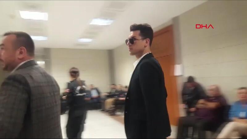 Kerimcan Durmaz Arto'yu tehdit ettirdiği iddiasıyla hakim karşısına çıktı