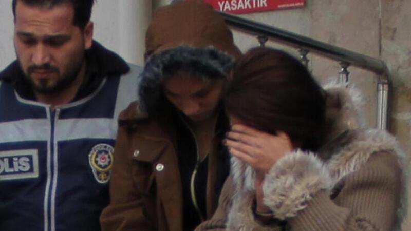 Kayseri'de 2 yıldır aranan kadın hırsızlar yakalandı