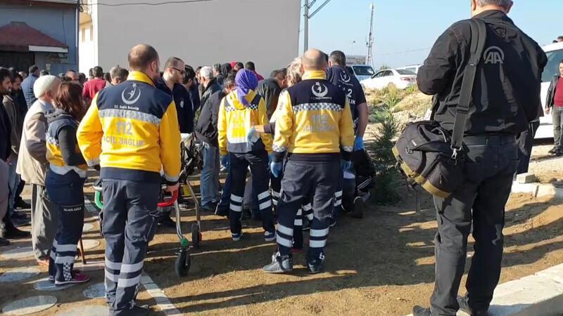 Uşak'ta yangında 4 kişi hayatını kaybetti