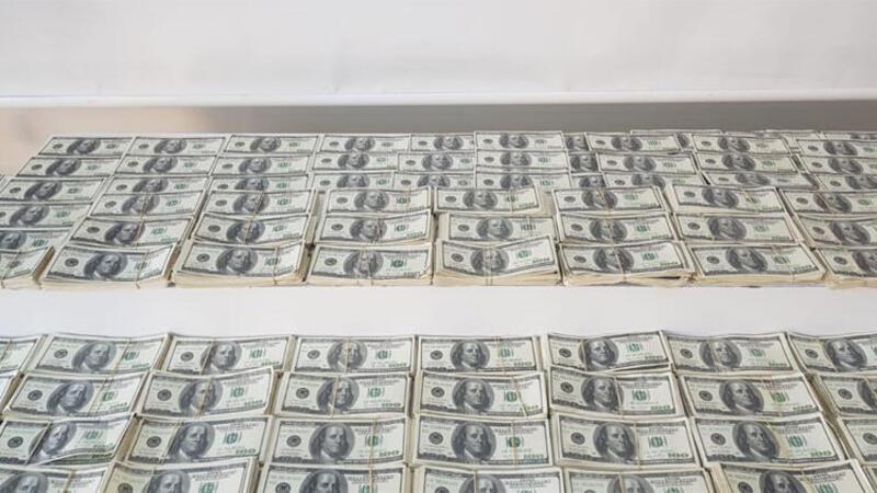 Başakşehir'de sahte dolar operasyonu: 1 gözaltı
