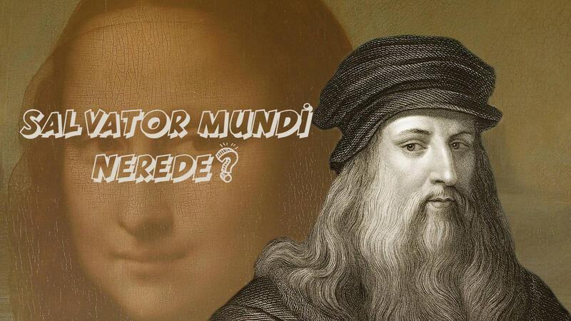 Salvator Mundi nerede?