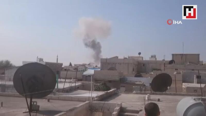Tel Abyad'da bomba yüklü araç patladı: 3 yaralı