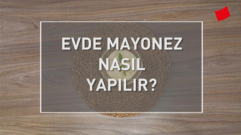 Evde Mayonez Nasıl Yapılır?   Mucize Lezzetler