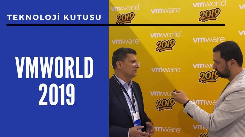 VMware, yeni teknolojik ürün ve hizmetlerini tanıttı
