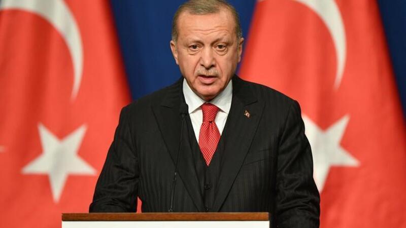 Cumhurbaşkanı Erdoğan, Macaristan Başbakanı ile basın toplantısı düzenledi