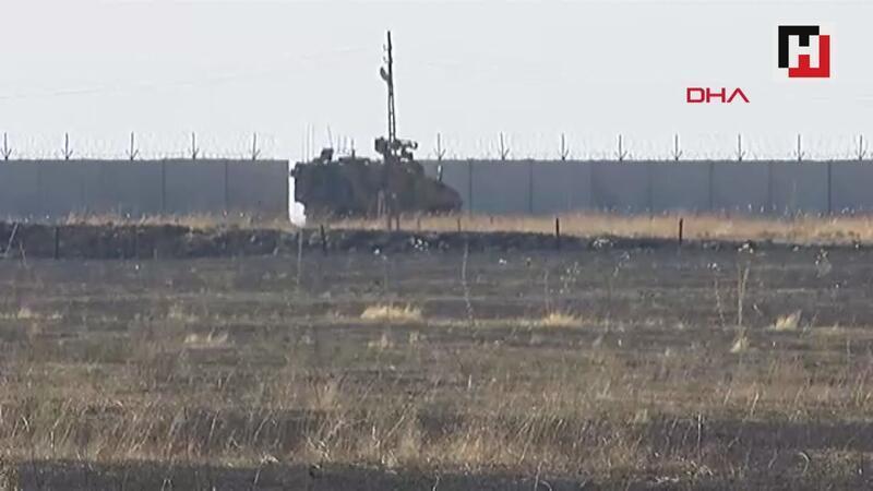 Turkey, Russia start third joint patrols in northern Syria