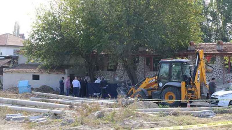 Kayıp kişinin öldürülüp gömüldüğü ortaya çıktı