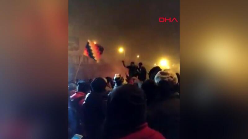 Bolivya'da Morales destekçileri sokaklarda