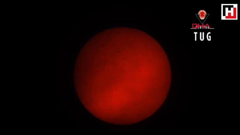 Turkish observatory live broadcasts Mercury's transit