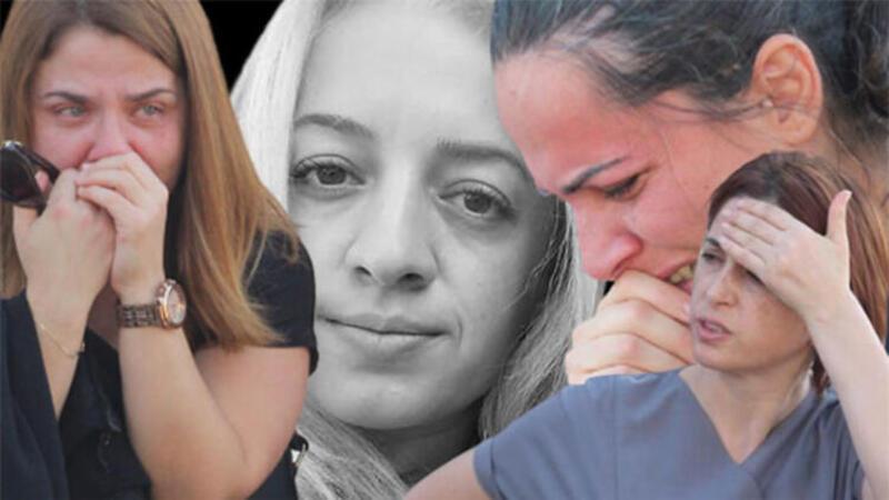 Özlem hemşirenin acı haberini alan arkadaşları yıkıldı