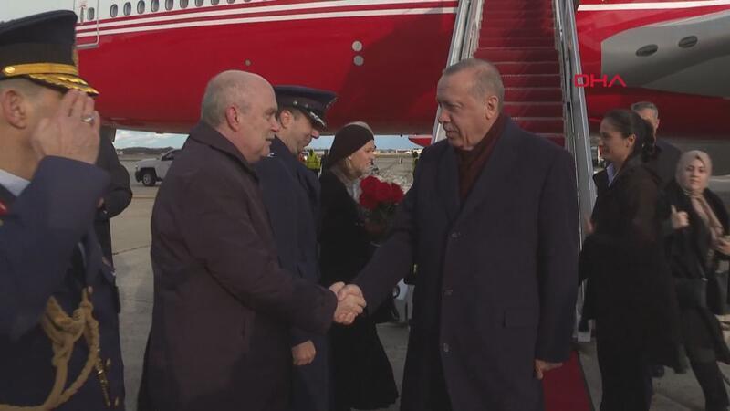 Cumhurbaşkanı Erdoğan, Washington'da
