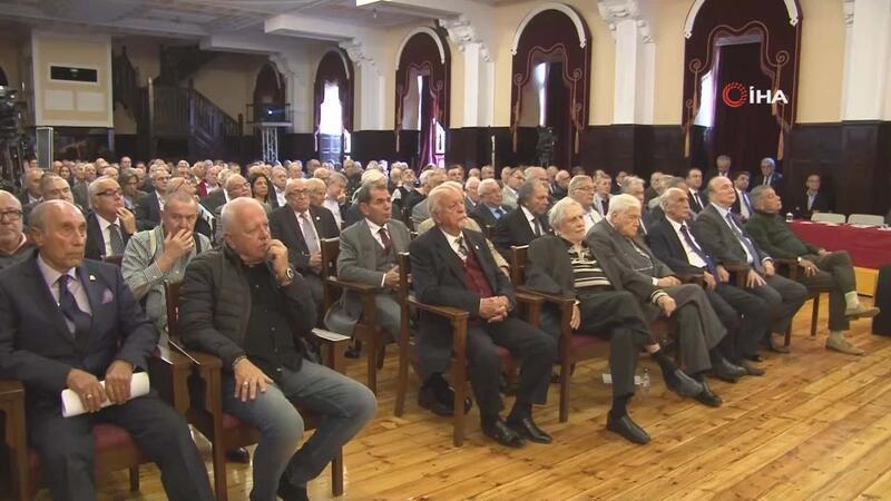 Galatasaray'da Kasım ayı divan toplantısı