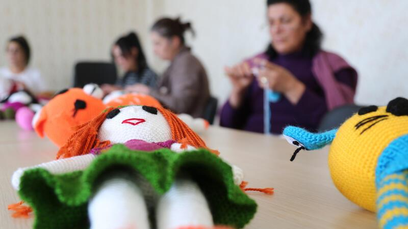 Tunceli'de organik bebekler marka oldu, ihracatı başladı