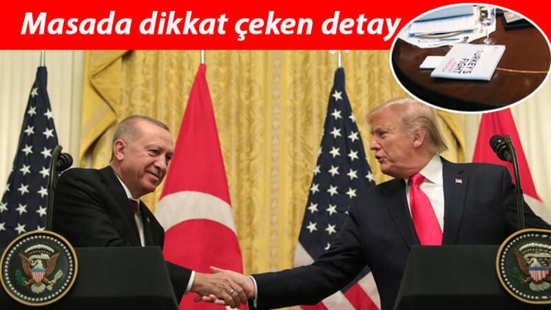 Cumhurbaşkanı Erdoğan: Mektubu Trump'a takdim ettim