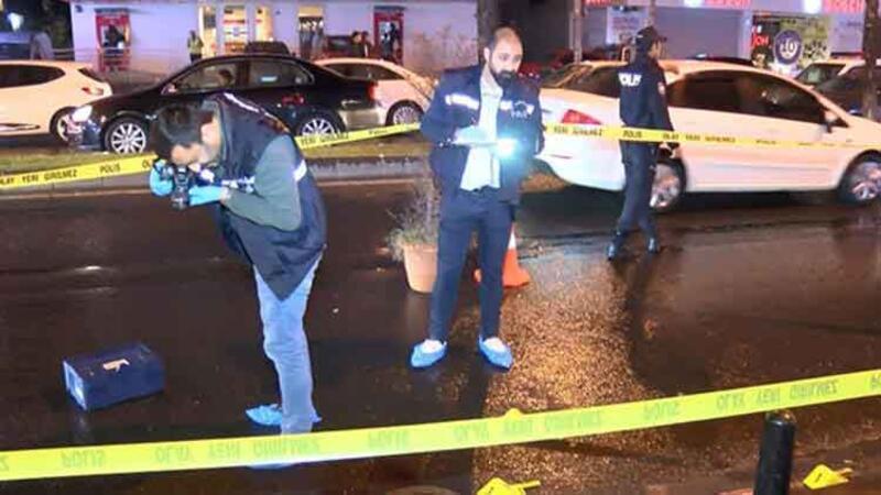 Bahçelievler'de ünlü bir kafenin ortağına silahlı saldırı