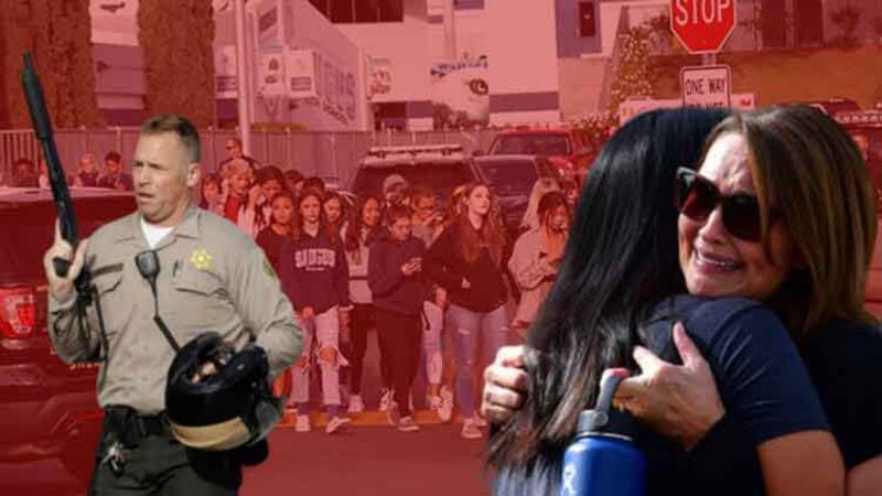 ABD'de liseye silahlı saldırı: Ölü ve yaralılar var