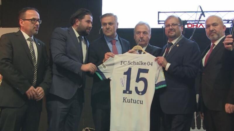 Ahmed Kutucu'nun forması açık artırmada satışa sunuldu