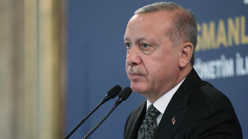Cumhurbaşkanı Erdoğan: Bizim önümüze de bunu getirdiler