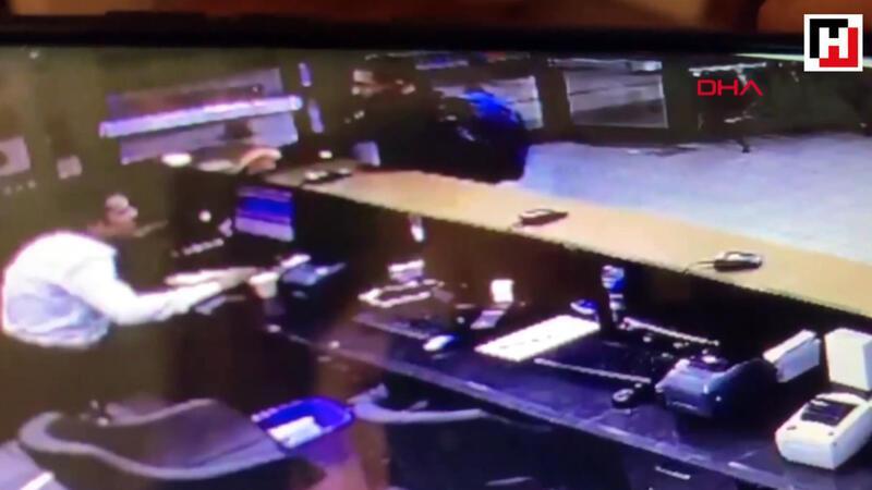 İstanbul otogarında pes dedirten hırsızlık