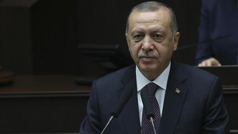 Cumhurbaşkanı Erdoğan'dan grup toplantısında önemli açıklamalar