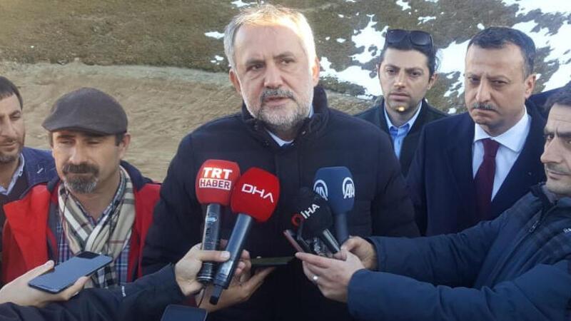 Bakan Yardımcısı'ndan 'Dipsiz Göl' açıklaması