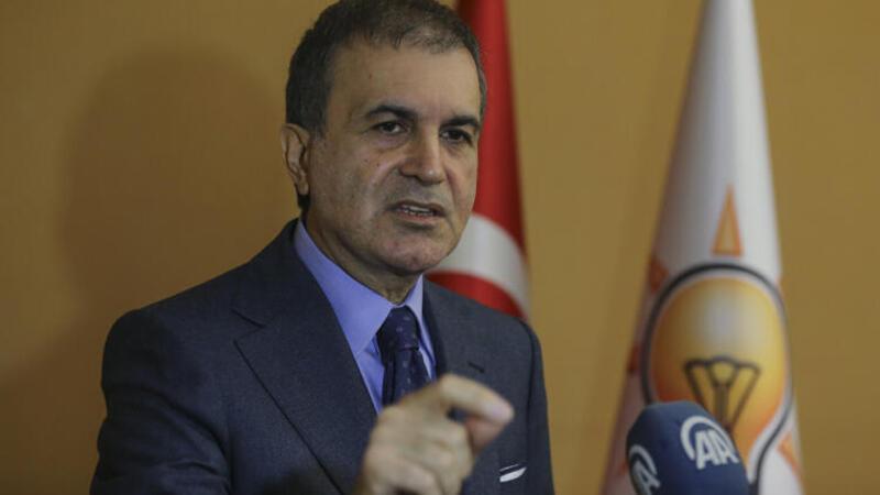 Ömer Çelik: Saldırı zihniyeti Türkiye için üzüntü verici