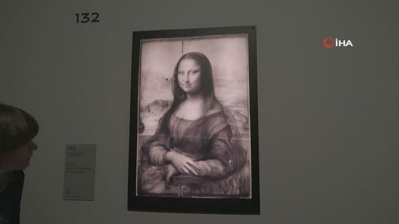Louvre Müzesi'nde Leonardo Da Vinci sergisi