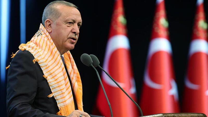Cumhurbaşkanı Erdoğan'dan Tarım Orman Şurası'nda önemli açıklamalar