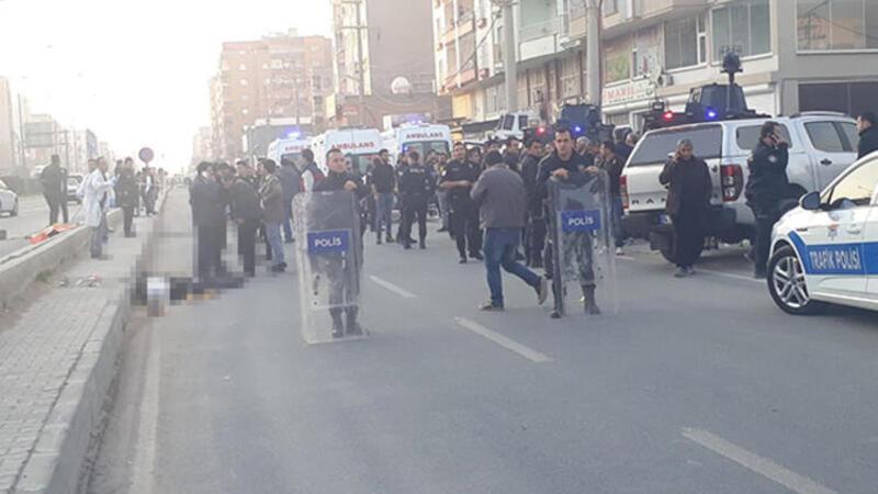 Mardin'de iki grup arasında silahlı kavga
