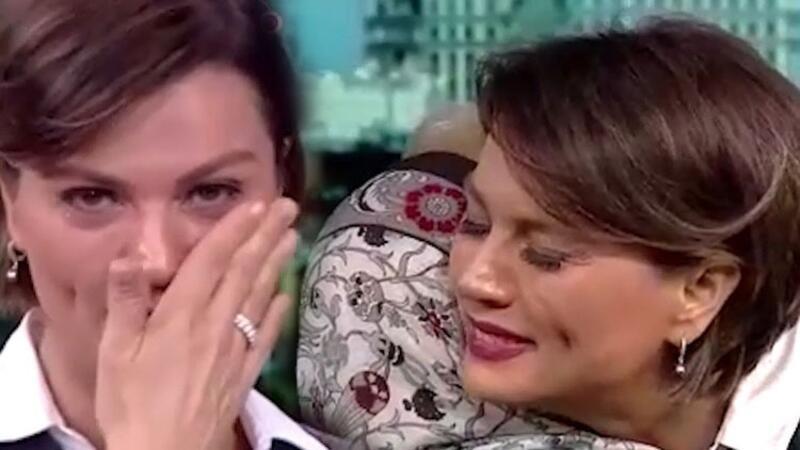 Açelya Akkoyun gözyaşlarına boğuldu