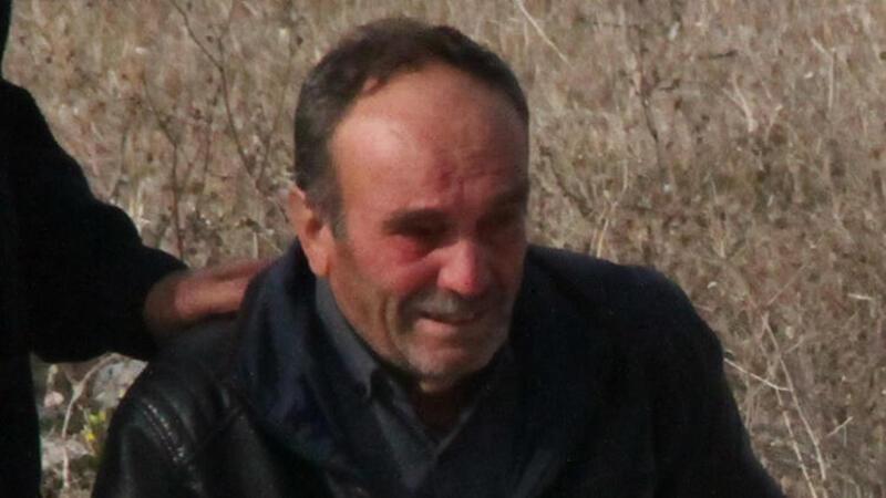 Aynı inşaatta çalışan baba, oğlunun ölümüyle yıkıldı