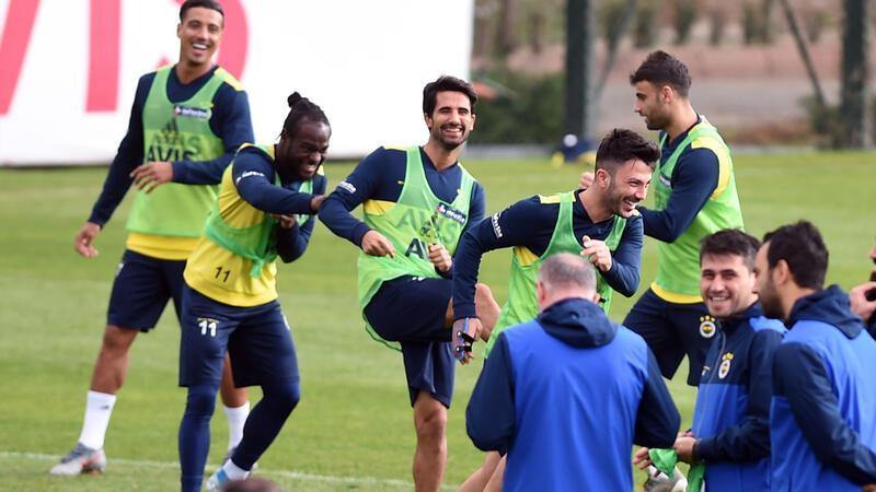 Fenerbahçe'de Yeni Malatyaspor maçının hazırlıkları