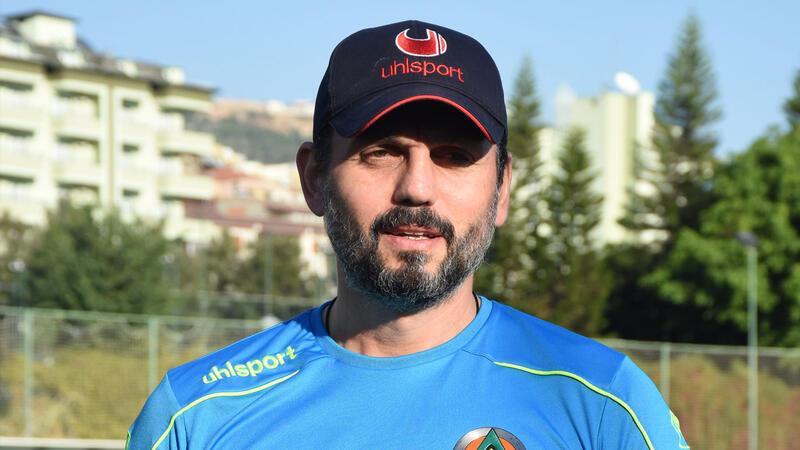 Alanyaspor'da gözler Göztepe maçına çevrildi
