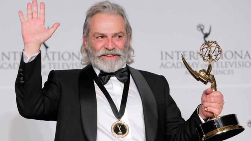 Uluslararası Emmy Ödülleri'nde En İyi Erkek Oyuncu seçilen Haluk Bilginer'den özel açıklamalar