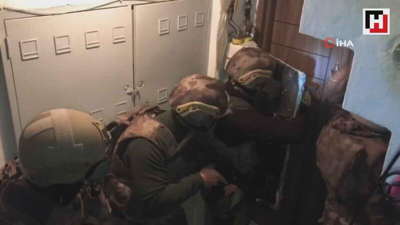 7 ilçede eş zamanlı operasyon: 47 kişi tutuklandı