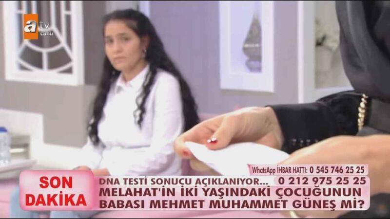 İzleyenler 3. kez şoke oldu! Bir DNA testi daha yapıldı ve...