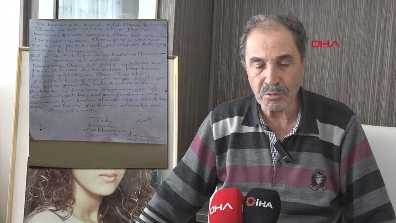 Eski eşinin öldürdüğü Ayşe Tuba, dilekçesinde 'Yalçın'dan korkuyorum' yazmış