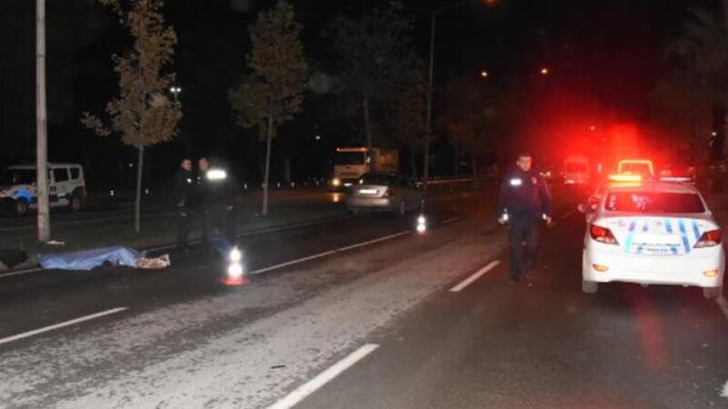 Otomobilin çarptığı bisiklet sürücüsü yaşamını yitirdi