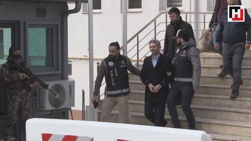 """FETÖ'nün sözde """"Gümüşhane il imamı"""" tutuklandı"""
