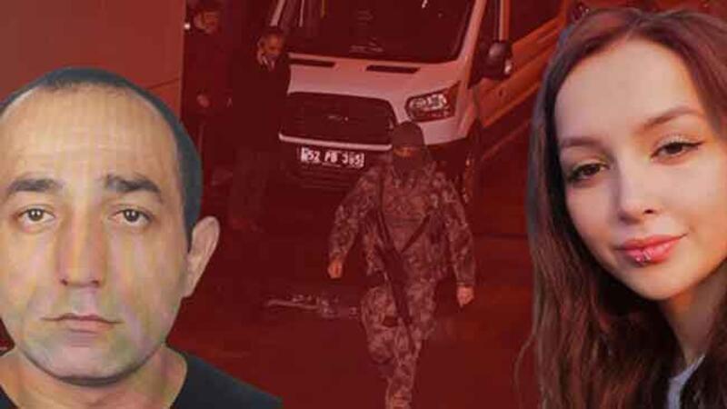Ceren Özdemir'in katili Özgür Arduç cezaevine gönderildi