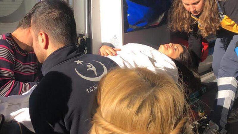 Demirtaş'ı ziyarete cezaevine giden ailesi kaza geçirdi