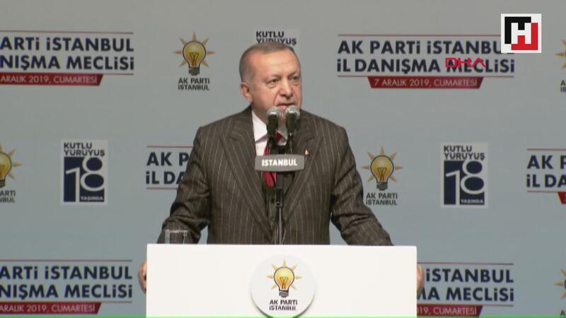 Cumhurbaşkanı Erdoğan: insan kalbini kıranın partide kalemini kırarız