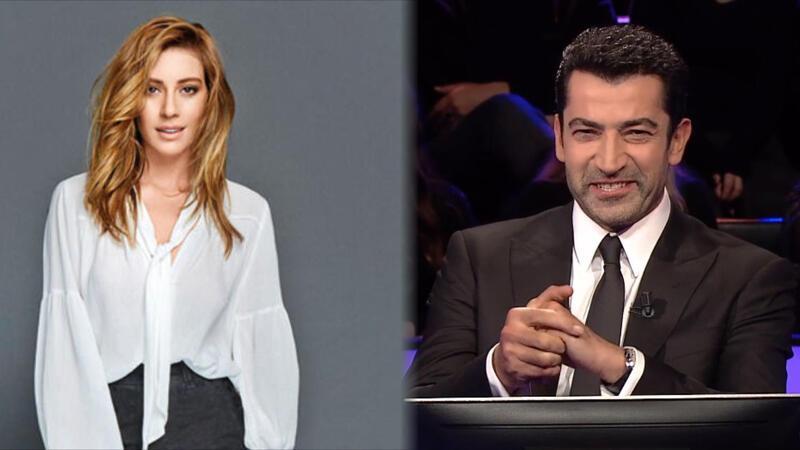 Kenan İmirzalıoğlu Kim Milyoner Olmak İster'de Sinem Kobal'a selam gönderdi