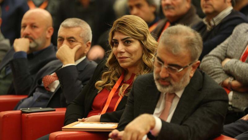 Berna Gözbaşı yeniden Kayserispor başkanı seçildi