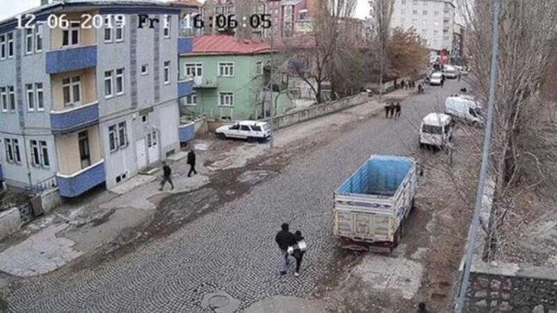 Kars'ta lise öğrencisini böyle kaçırdılar