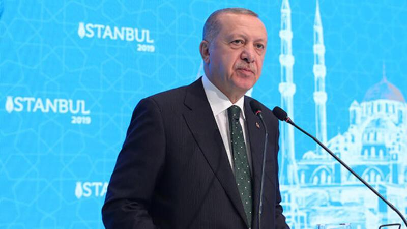 Cumhurbaşkanı Erdoğan'dan Macron'un o sözlerine sert tepki