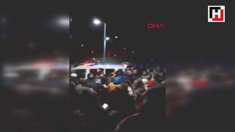 Kız öğrenci yurdunu ayaga kaldıran soylentı