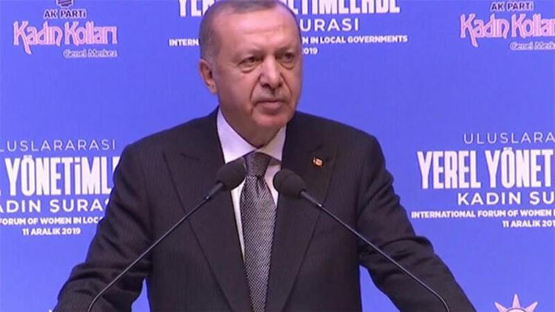 Cumhurbaşkanı Erdoğan'dan sert sözler: Vampirler topluluğunun oluştuğunu ortaya koymaktadır